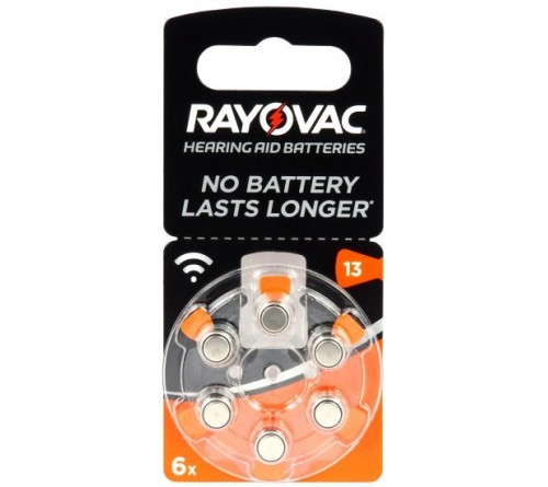 Rayovac Acoustic Special 13
