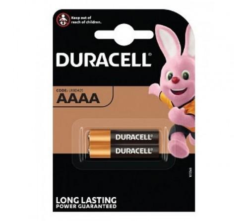 Duracell AAAA 2 vnt. baterijos
