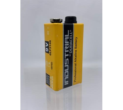Duracell Industrial 9V šarminė baterija