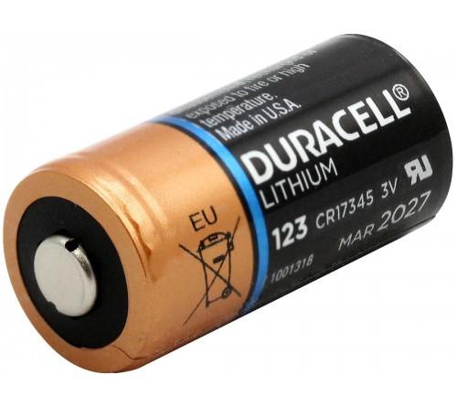 Ličio baterija CR123A 3V Duracell