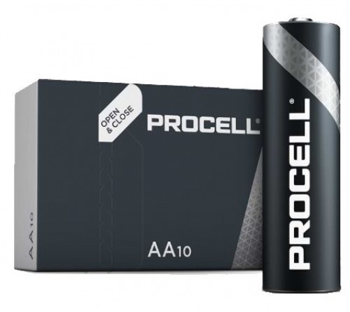 Duracell Procell LR6/AA 10 vnt.
