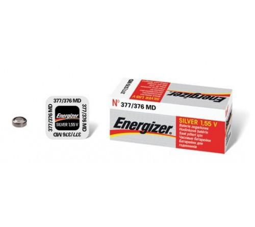 Energizer 377 - 376 sidabro oksido baterija
