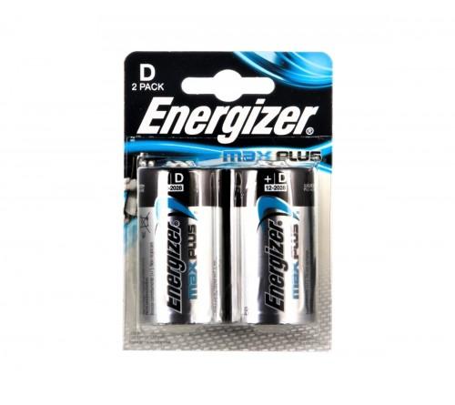 Energizer Max Plus R20 / D