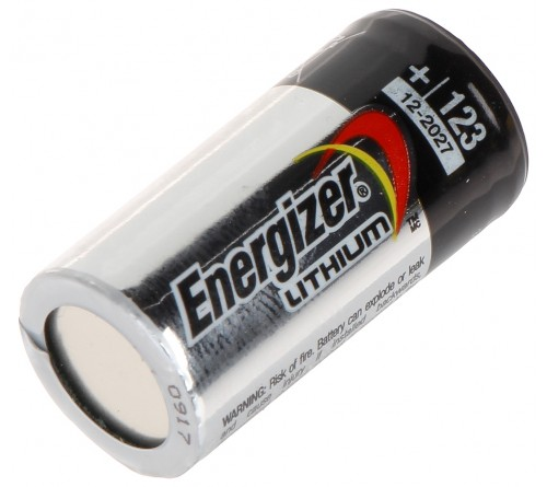 Ličio baterija CR123A Energizer