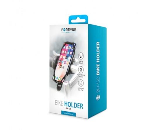 """Telefono laikiklis dviraciui Forever BH-120 6"""""""