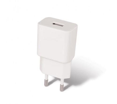 Tinklo adapteris Setty USB 2,4A baltas