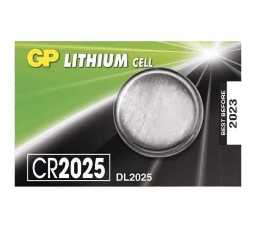 GP CR2025 / 3V