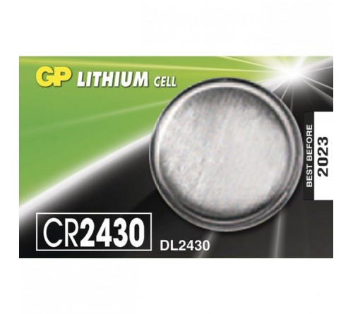 GP CR2430 / 3V