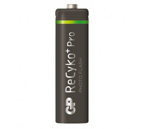 Akumuliatoriai GP Recyko+ Pro Photo flash 2600 mAh (AA) 4vnt.