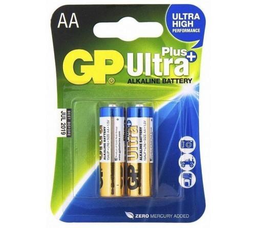 GP ULTRA PLUS ALKALINE AA/R6 2x baterijos