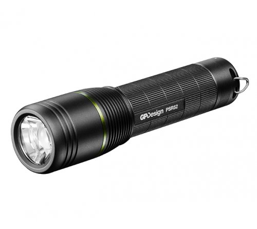GP Design Žibintuvėlis PSR52 Multi-Battery / 1050 Lumens / IPX8