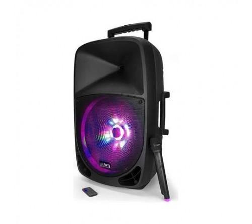 Party Sound & Light Nešiojama garso kolonėlė 800W -Usb / Bluetooth / Fm
