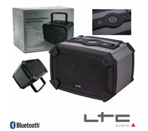 Freesound20 LTC įkraunama nešiojama garso kolonėlė su Bluetooth