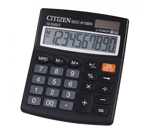 Citizen SDC 810BN  10 skaičių ekranas