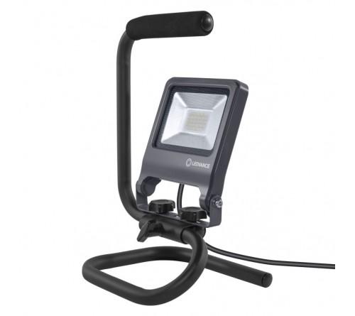 LEDVANCE darbo lempa / 1700lm / 20W / 4000K / IP65 / šaltai balta šviesa / 2m laidas