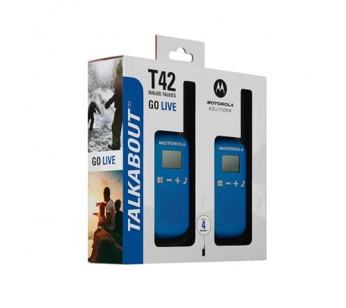 Motorola TLKR T42 racijos