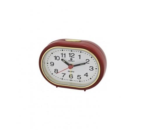 Kvarcinis laikrodis - žadintuvas PERFECT