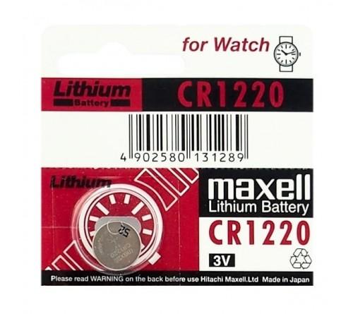 Maxell CR1220 / 3V