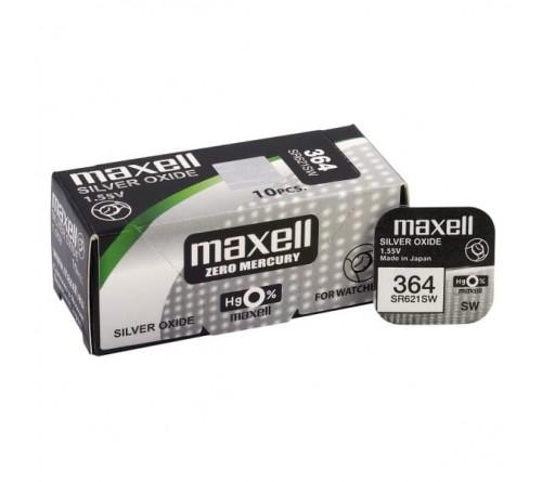 Maxell 364 / SR 621 SW / G1 / 1.55V