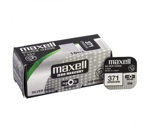 Maxell 371 / 370 / SR 920 SW / G6 / 1.55V