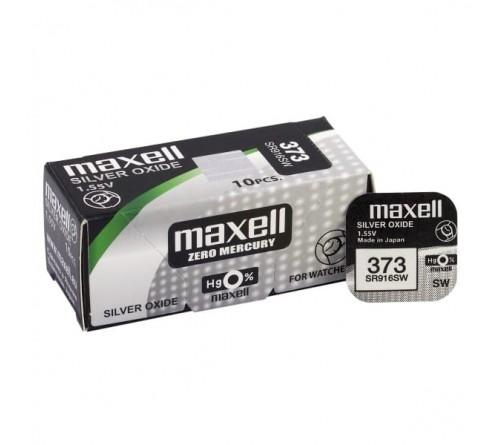 Maxell 373 / SR 916 SW / 1.55V