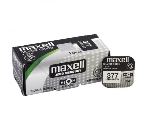 Maxell 377 / 376 / SR 626 SW / G4 / 1.55V