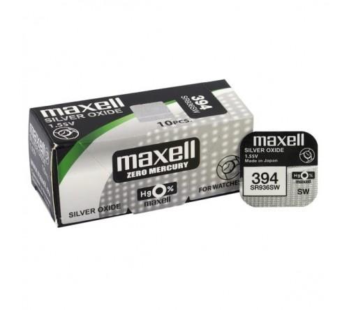 Maxell 394 / 380 / SR 936 SW / G9 / 1.55V