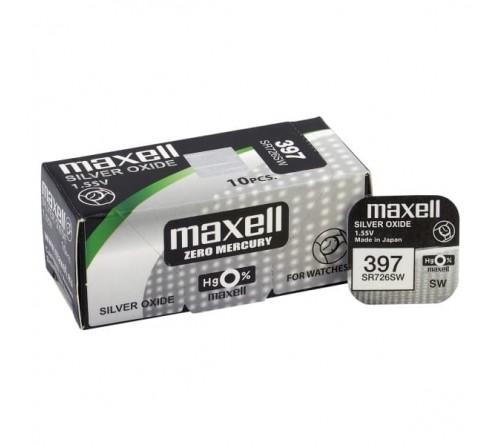 Maxell 396 / 397 / SR 726 SW / G2 / 1.55V