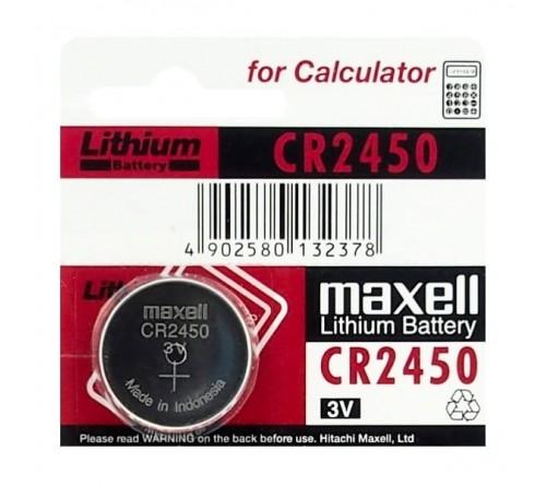 Maxell CR 2450 / 3V