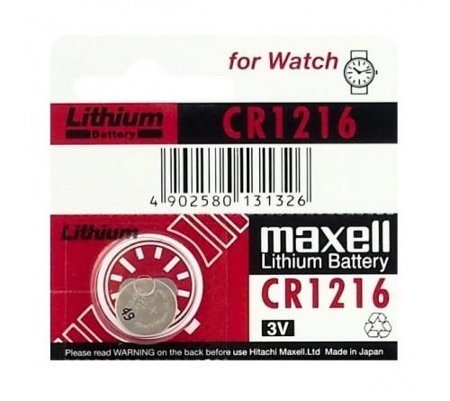 Maxell CR1216 / 3V