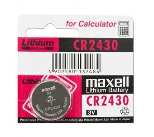 Maxell CR2430 / 3V