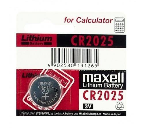 Maxell CR2025 / 3V