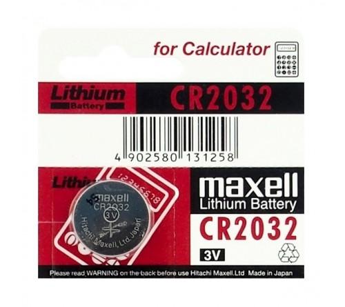 Maxell CR2032 / 3V