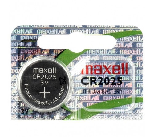 Ličio 3V Maxell CR2025 (HOLOGRAM) baterija