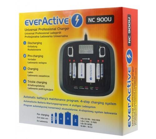 everActive universalus įkroviklis NC900U