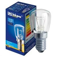 Lemputė šaldytuvui S25 15W Iskra