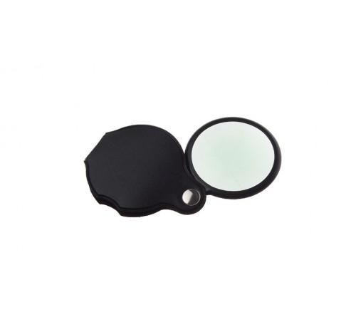 60mm X2 padidinimo stiklas su dėklu