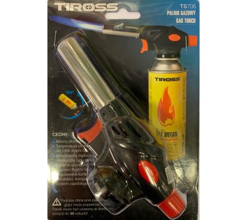 Dujinis piezo degiklis TIROSS TS-706