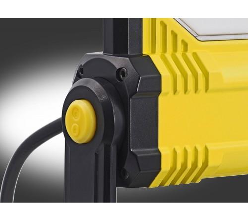 Tiross TS-1847 darbinis žibintas / 30W COB LED / 3000 lumenų / IP54 / kabelio ilgis 5 metrai
