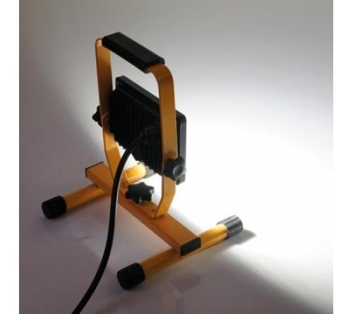 Tiross TS-1930 darbinis žibintas su nešiojama rankena / 24 SMD LED / 20W 1500 lumenų /  IP65 / 3M kabelis