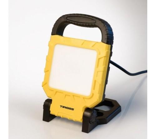 Tiross TS1932 darbinis žibintas / 20W 26 SMD LED / IP44 / 2M kabelis