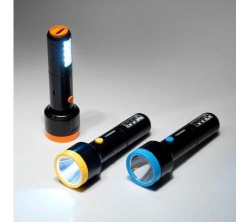 Kraunamas per USB LED žibintuvėlis TS1853