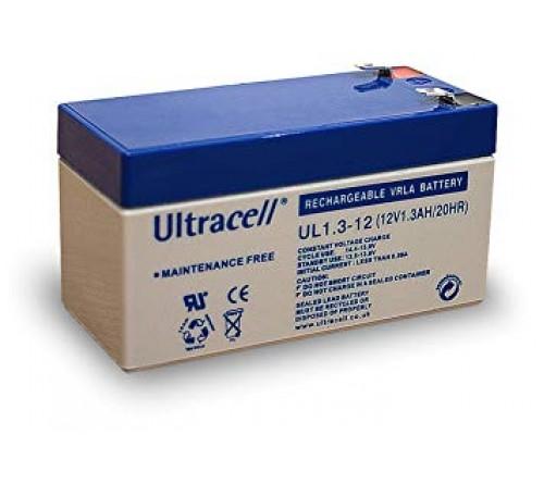 Akumuliatorius 12V 1.30Ah UL1.3-12 ULTRACELL