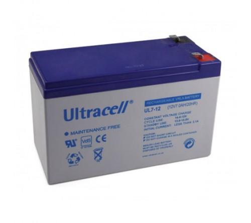 Akumuliatorius 12V 7.0Ah UL7-12 ULTRACELL