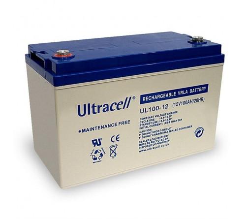Akumuliatorius 12V 100Ah UL100-12 ULTRACELL