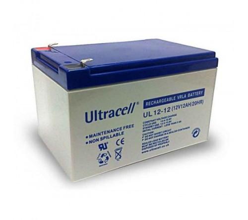 Akumuliatorius 12V 12Ah UL12-12 ULTRACELL