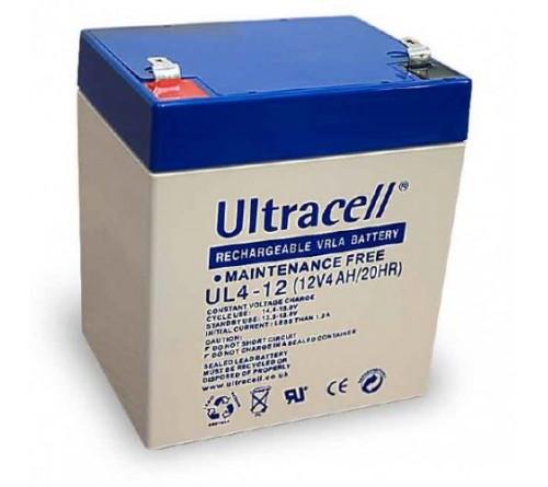 Akumuliatorius 12V 4Ah UL4-12 ULTRACELL