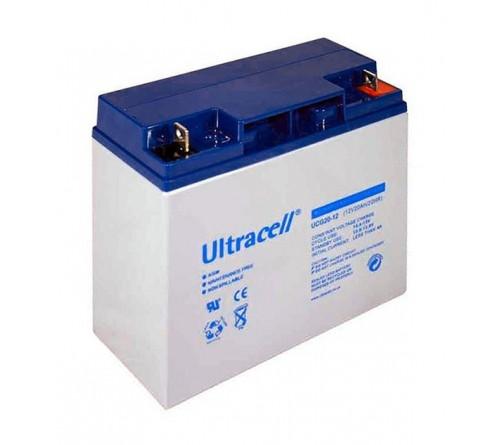 Akumuliatorius 12V 20Ah UCG20-12 ULTRACELL gilaus iškrovimo
