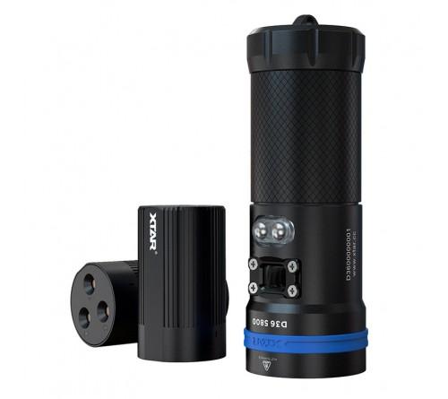 Xtar D36 - 5800lm