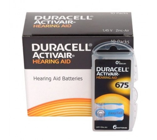 Duracell ActivAir 675